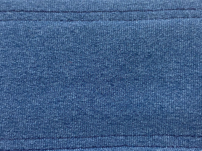 "Fitness 2"" Headband (Denim Blue)"