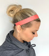 Salmon Ribbon Headband