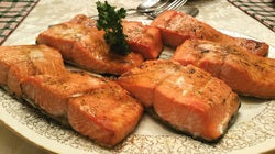 Salmon Low Glycemic Food
