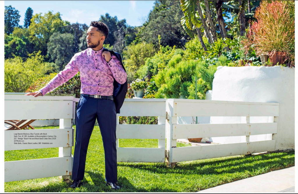 "Regard Magazine: TAHJ MOWRY ""The Passion That Completes Me"""