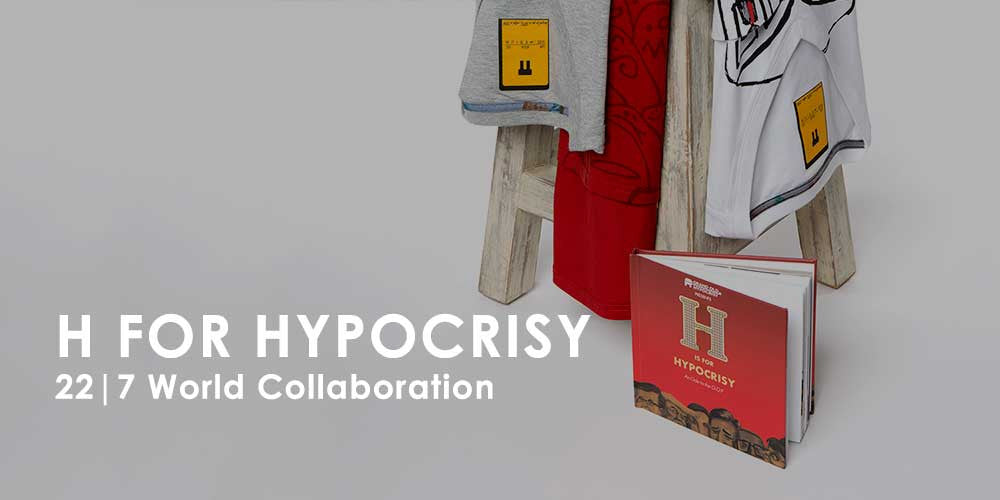 H for Hypocrisy - A 227World Collaboration