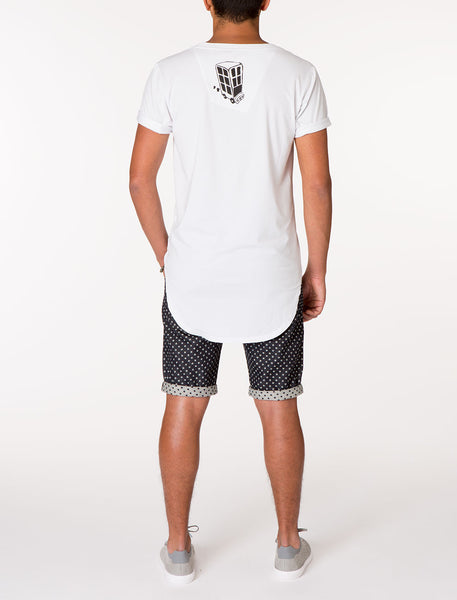 MAZE 227 Collab Graphic Tee Shirt