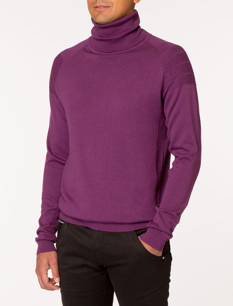 SNOKE Silk Blend Turtleneck Sweater