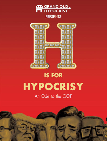 'H For Hypocrisy' Coffee Table Book