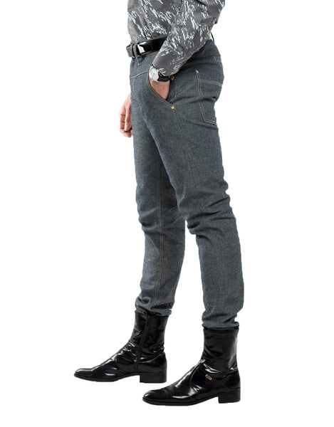 ANTHONY Slim Fit Selvage Denim Jeans