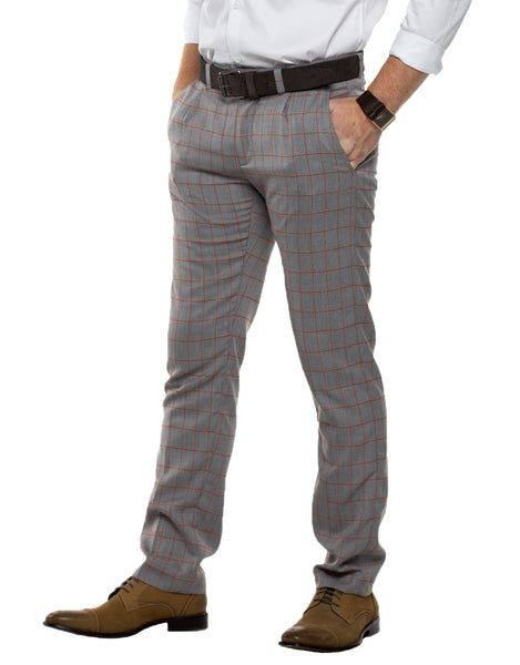 BRUNO Plaid Pant