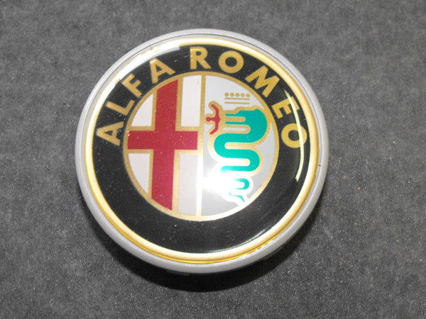 Alfa Romeo wheel badge