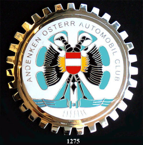 AUSTRIAN AUTOMOBILE CLUB GRILLE BADGE EMBLEM