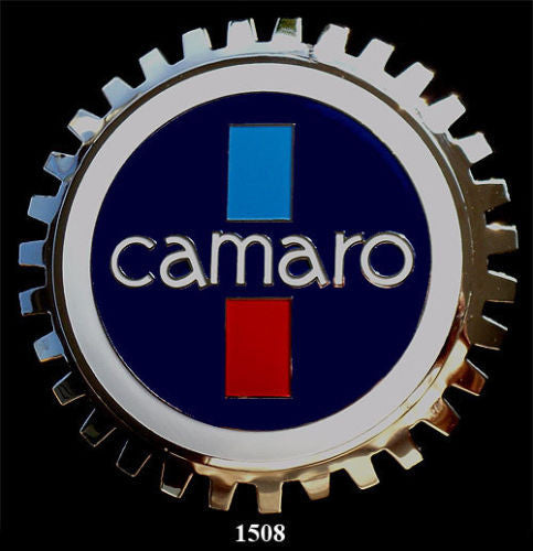 CAMARO AUTOMOBILE GRILLE BADGE EMBLEM
