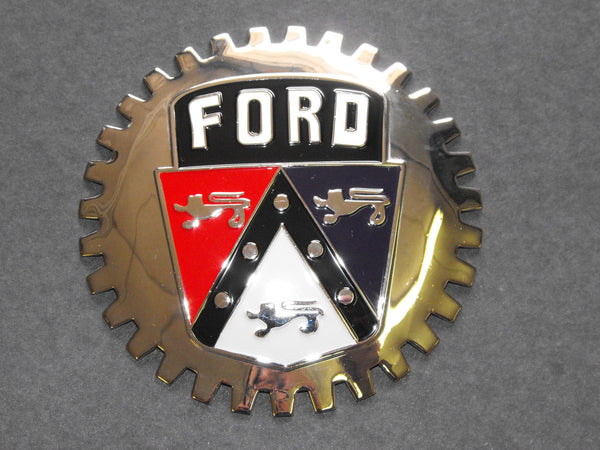 Ford Grille Badge Antique Vintage