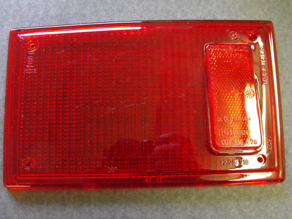 Fiat X1/9 Bertone Rear Tail Lamp Lens 4271529