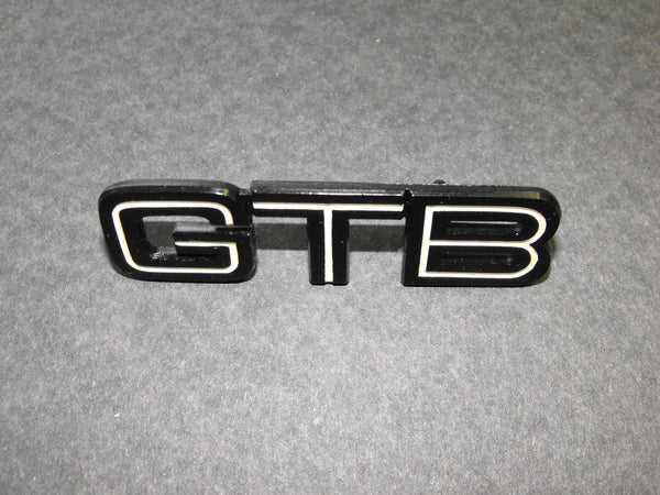 Ferrari GTB badge