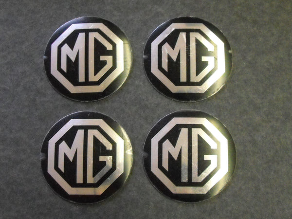 MGB MIDGET HUBCAP EMBLEMS BADGES