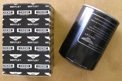 07V121717 ROLLS ROYCE OIL FILTER SPUR SPIRIT SHADOW BENTLEY MULSANNE