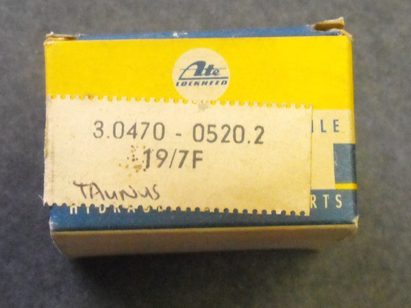 FORD TAUNUS WHEEL CYLINDER SEAL KIT ATE BOX LABEL