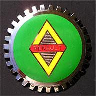 RENAULT CAR GRILLE BADGE EMBLEM
