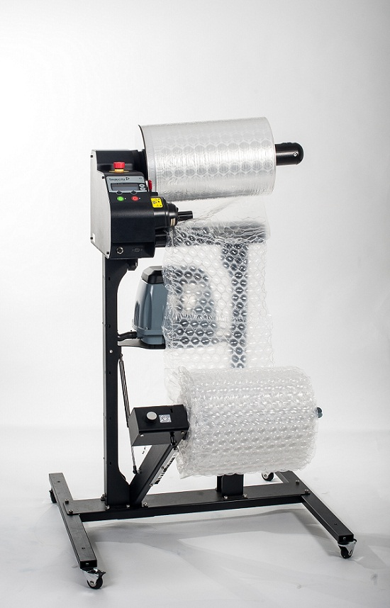 NewAir I.B.® Flex™ Stand and Roll Winder (Required to inflate film)