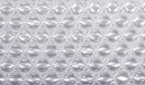 "Large Bubble Wrap® HD (Uninflated Film*) 12"" x 1,500' P12"