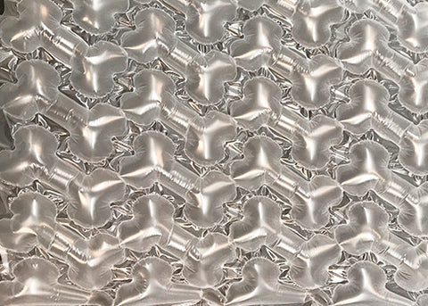 "Large Bubble Wrap® Dog Bones (Uninflated Film*) 16"" X 2,000' P12"""
