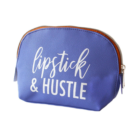 Lipstick and hustle Rose
