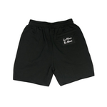 Black Out Sweat Shorts