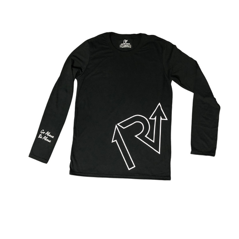 White Out/Black Out Long Sleeve