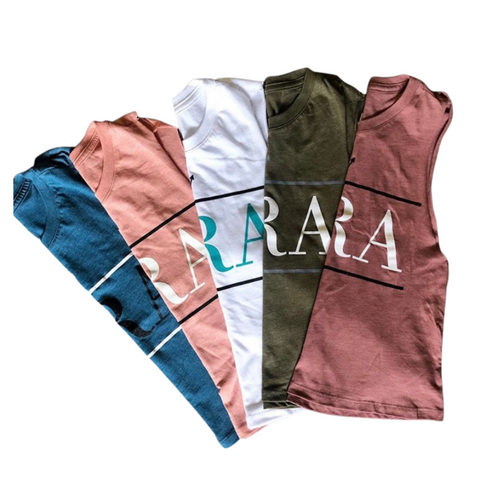 ORA Set The Bar Crop Tank