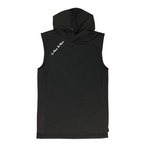 Black Out Hoodie Muscle Tank