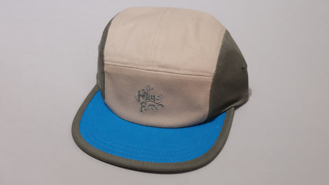 The Killing Floor - Colors Volley Hat | Khaki, Military, Cerulean