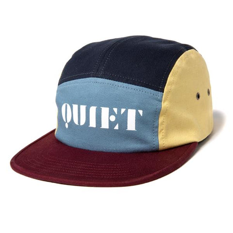The Quiet Life Stencil 5 Panel Hat