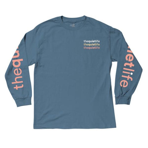 The Quiet Life Origin Repeat L/S Tee