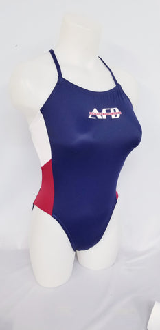 AFD Female competition suit