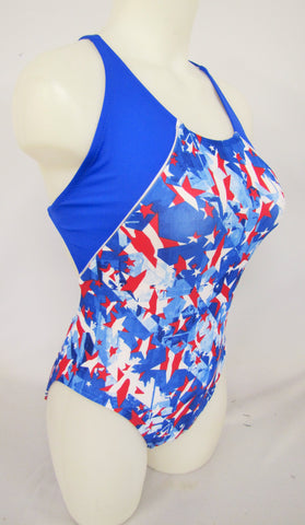 USA Print with Royal Top Splice