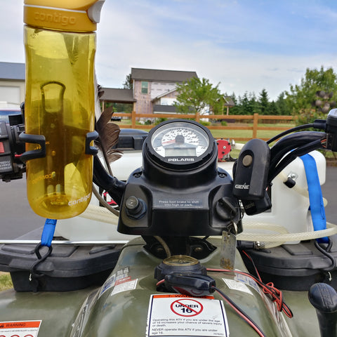 ATV, UTV, and Quad Drink Holder | Drink2Go®