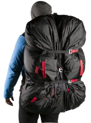 NOVA CITO Fast Packing Bag