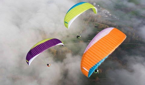 "Advance Epsilon 8 the perfect EN ""B"" paraglider for you!"