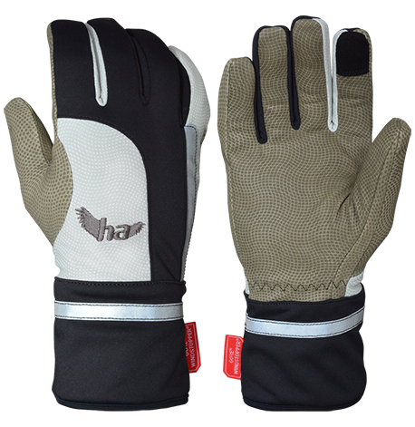 High Adventure Itsy Bitsy Touch Gloves 3-Season