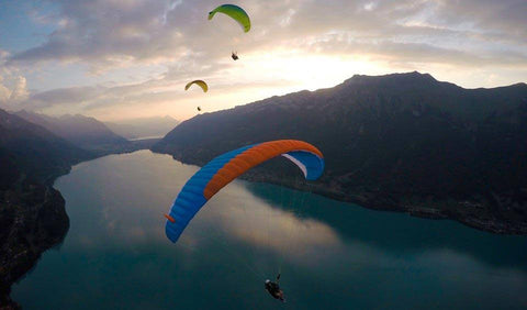 "Advance ALPHA 6 EN ""A"" THE Entry level paraglider"