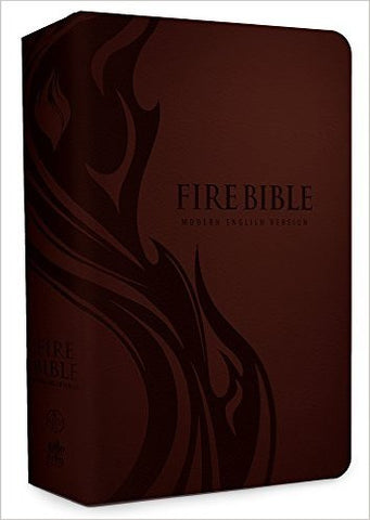 Fire Bible Leatherlike