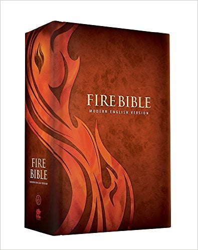 Fire Bible Hardcover