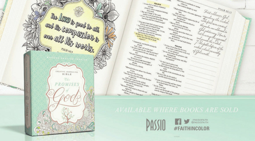 Creative Journaling Bible
