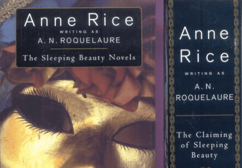 Anne Rice book cover