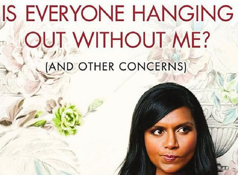 Is Everyone Hanging Out Without Me? book cover