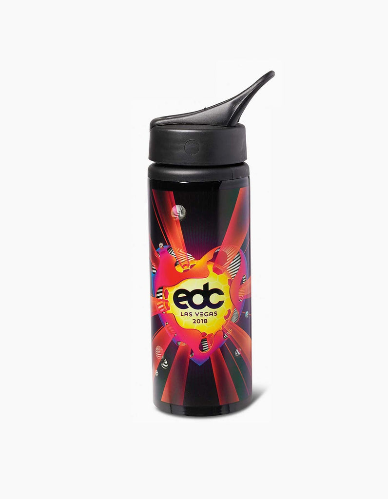 EDC Las Vegas 2018 Water Bottle