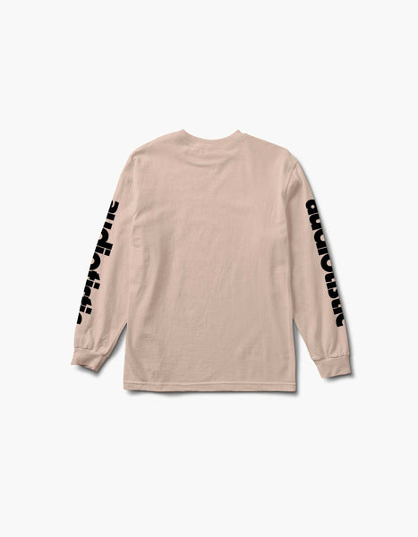 Audiotistic Side Chain L/S Tee