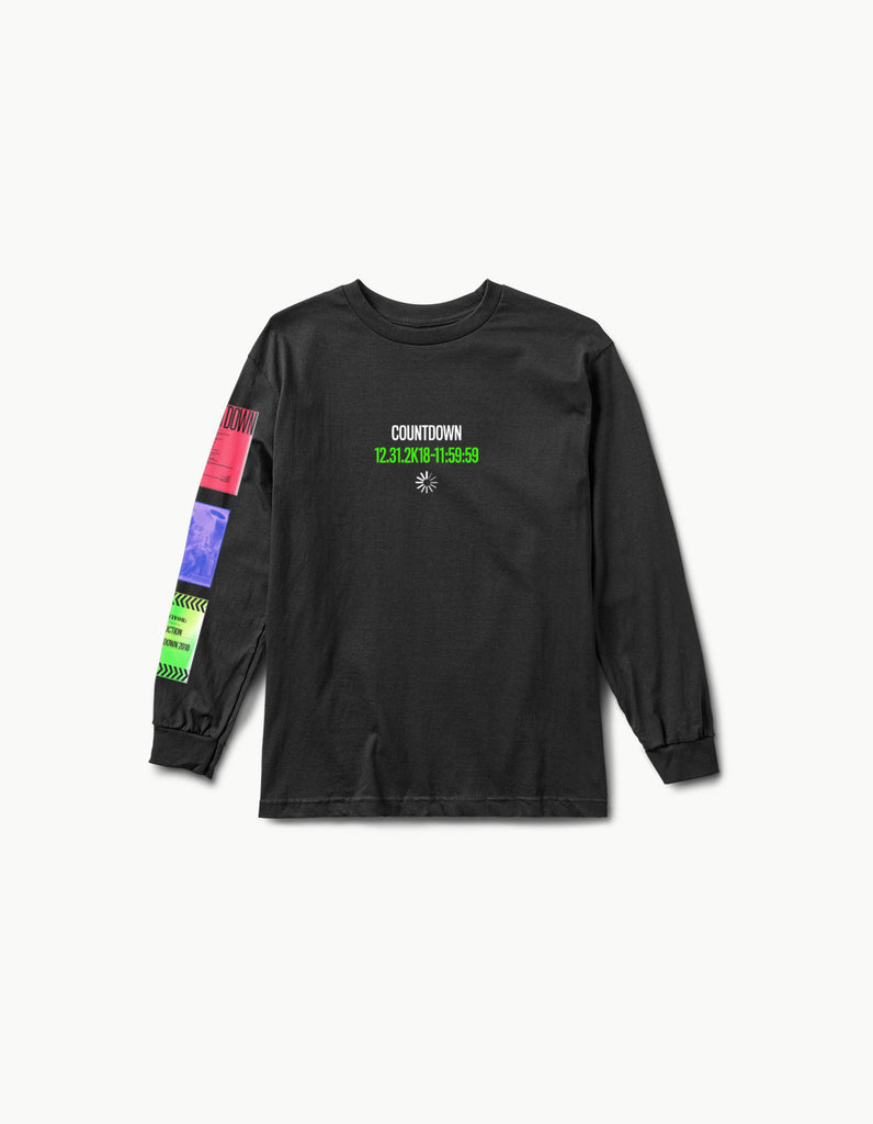 Countdown 2018 - Invasion L/S Tee