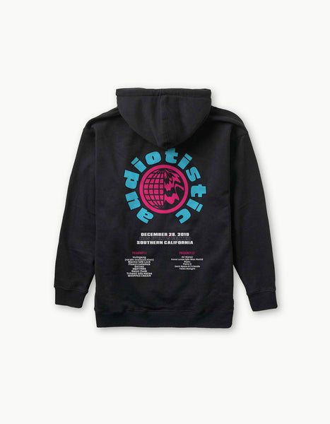 Audiotistic So Cal 2019 Circle Zip Hood