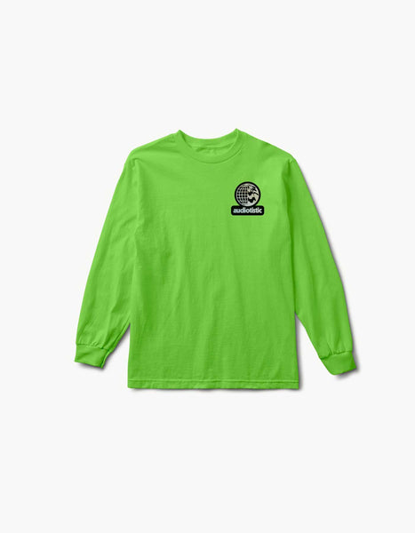 Audiotistic So Cal 2019 Neon Frequency L/S Tee