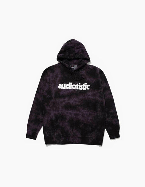 Audiotistic Bay Area Audible 2019 Line Up Pullover Hood