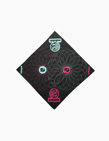 Audiotistic So Cal 2019 Soundwave Bandana